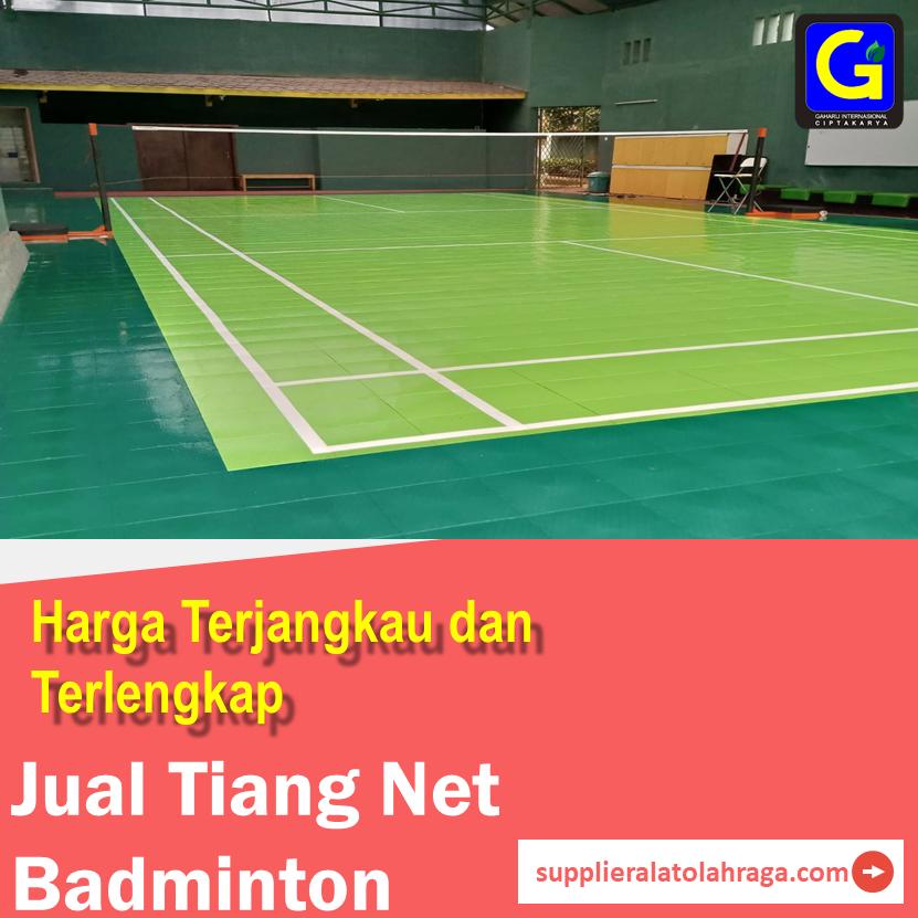 Tiang Net Badminton