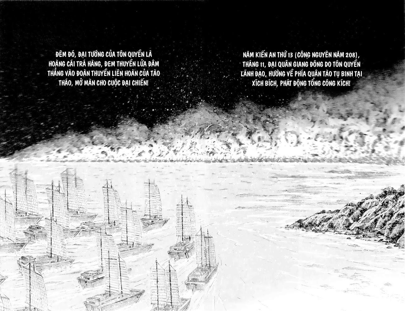 Hỏa phụng liêu nguyên Chương 414: Phong hỏa Xích Bích [Remake] trang 6