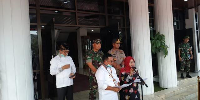 Walikota Balikpapan, Wakil Walikota, Kepala DKK, Wakapolresta, Dandim