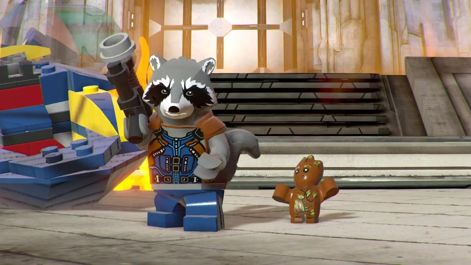 LEGO Marvel Super Heroes 2 on Autumun Sale Steam 2020
