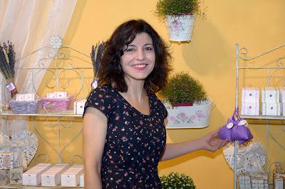 Ana María García - Fundadora de Jabones Naturales del Pirineo
