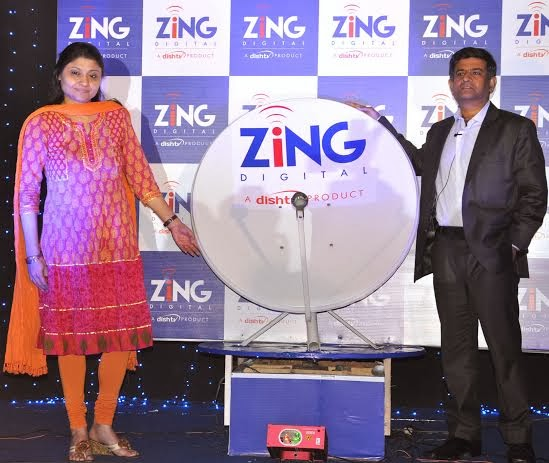 Dish TV presents Zing DTH to regional viewers