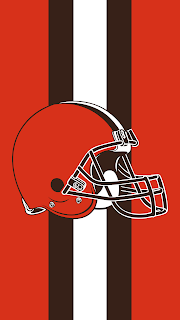 Wallpaper Cleveland Browns Orange para celular gratis