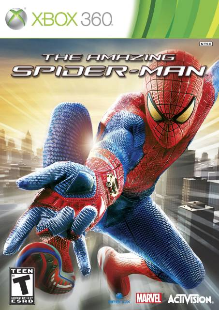 The Amazing Spider Man [Jtag/RGH] - Download Game Xbox New Free