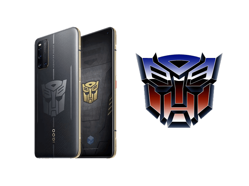 iQOO 3 5G Transformers Edition with Vapor Chamber cooling now official!