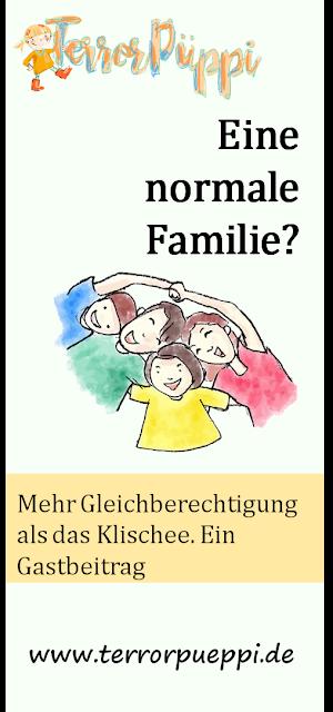 Eine normale Familie? Wenn eine Familie im scheinbar klassischen Rollenmodell mehr Gleichberechtigung lebt als viele scheinbar moderne, emanzipierte Familien | Terrorpüppi | reflektiert, bedürfnisorientiert, gleichberechtigt