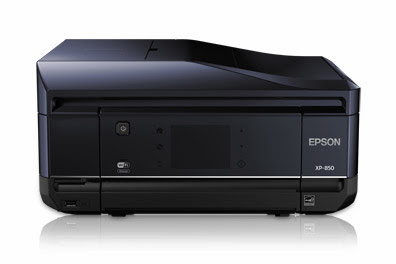 Download Epson XP-850 Small-in-One All-in-One printer Printer Driver and how to install