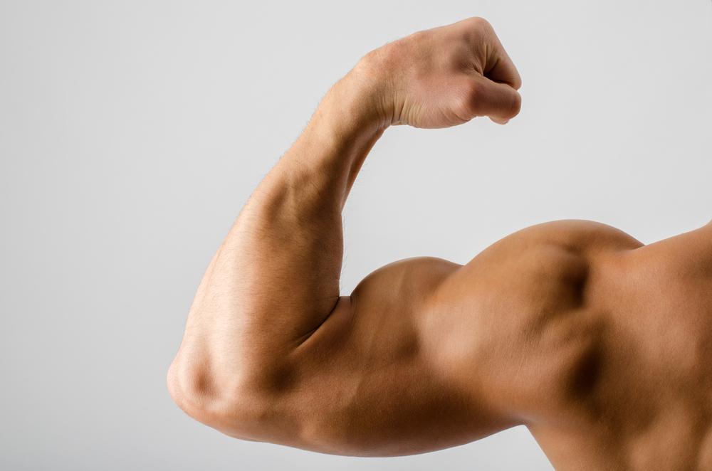 كيف تحصل على عضلات ذراع قوية وضخمة في شهر؟