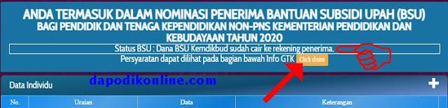 Status BSU : Dana BSU Kemdikbud sudah cair ke rekening penerima