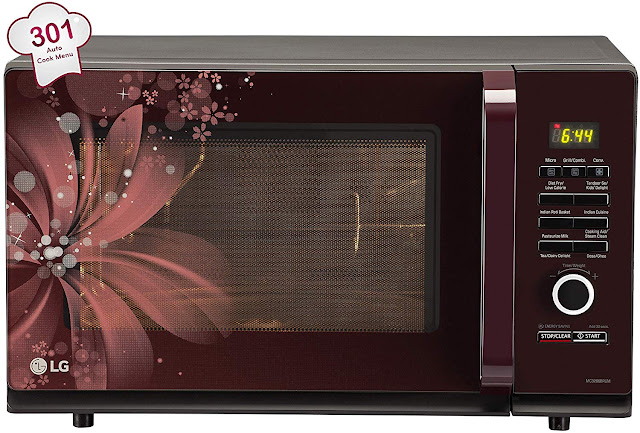 LG MC3286BRUM - best microwave ovens