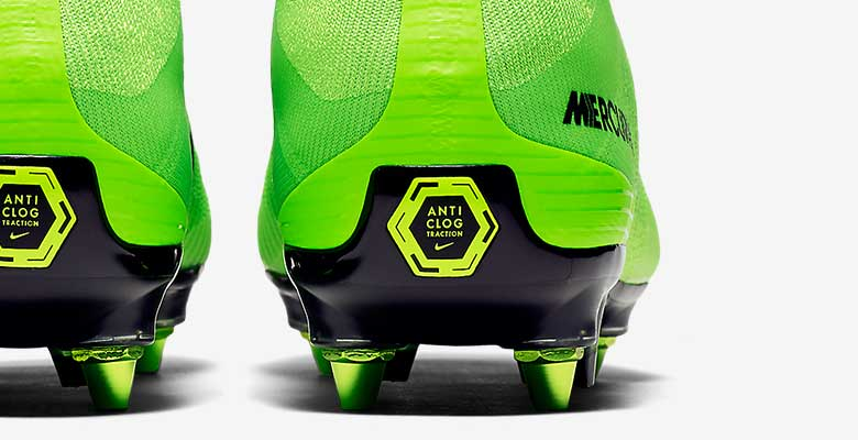 19153ec2e4bd Update: The Nike Mercurial Superfly V Anti-Clog edition is finally available  to buy. The RRP is $375.