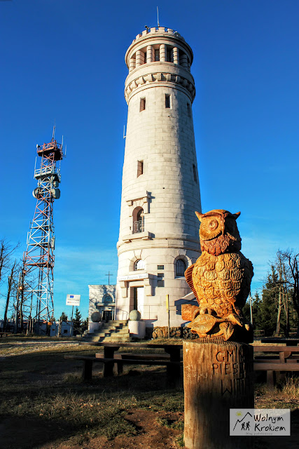 Wielka Sowa wieża widokowa