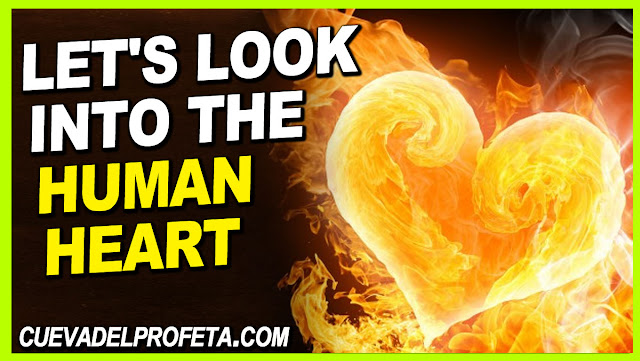 Let's look into the human heart - William Marrion Branham Quotes