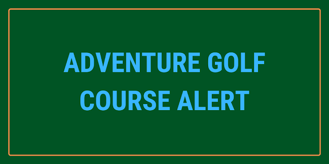 Marwell Resort in Winchester, Hampshire is home to a new adventure golf course