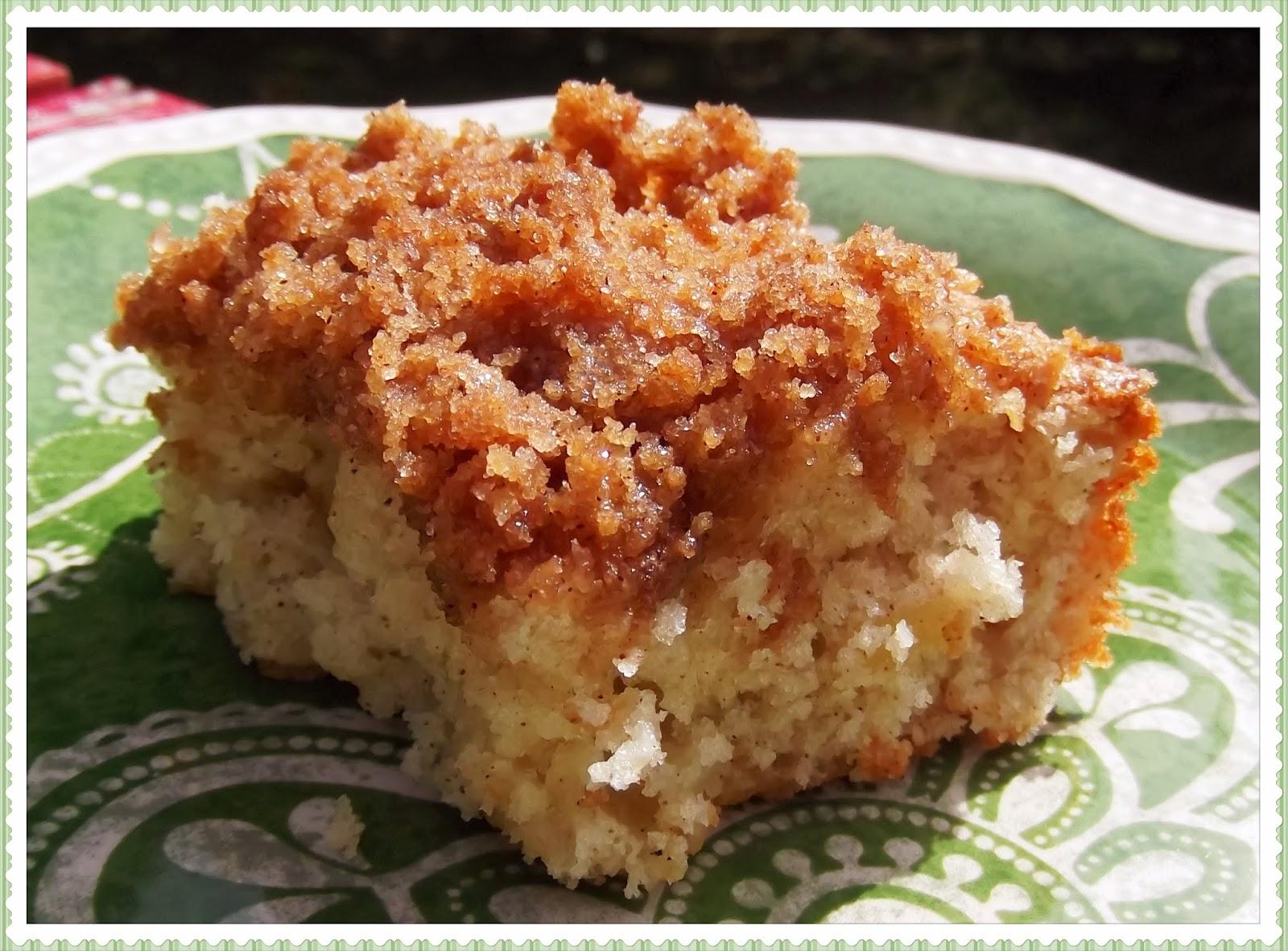 Bisquick Apple Coffee Cake Recipe