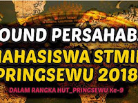 Design Banner Outbound Persahabatan Mahasiswa STMIK Pringsewu