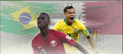 مشاهدة مباراة البرازيل Vs قطر بث مباشر اليوم الخميس 06/06/2019 مباراة ودية