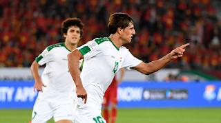 موعد وتوقيت مباراة العراق وإيران ضمن دوري اسيا 2019