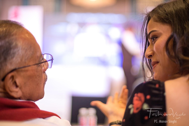 Jagdish Chandra and Kriti Garg