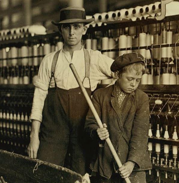 من أين بدأت الثورة الصناعية؟