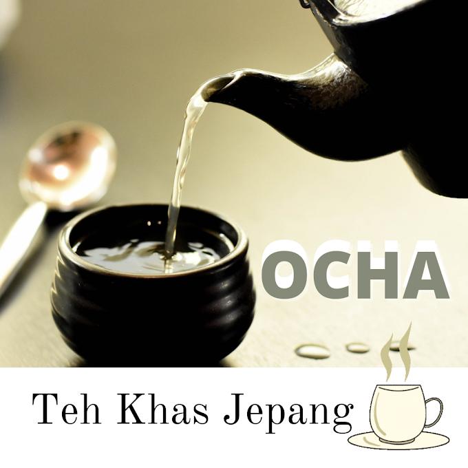 Ocha, Teh Khas Jepang