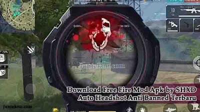 Free Fire Mod Apk, Free Fire Mod Apk by SHXD, Free Fire Mod Apk Auto Headshot, Free Fire, FF