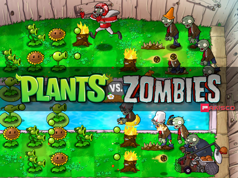 Download Game PC Plants Vs Zombies Full Version [Gratis]