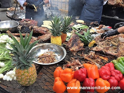 Barbacue from Queretaro at Comali: Festival of the Mexican Cuisine in Mexico City