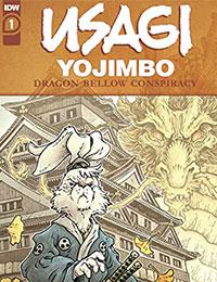 Usagi Yojimbo: The Dragon Bellow Conspiracy