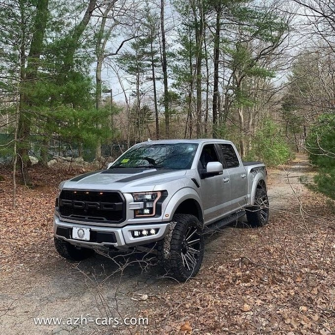 Download Ford Raptor Wallpaper For Mobile
