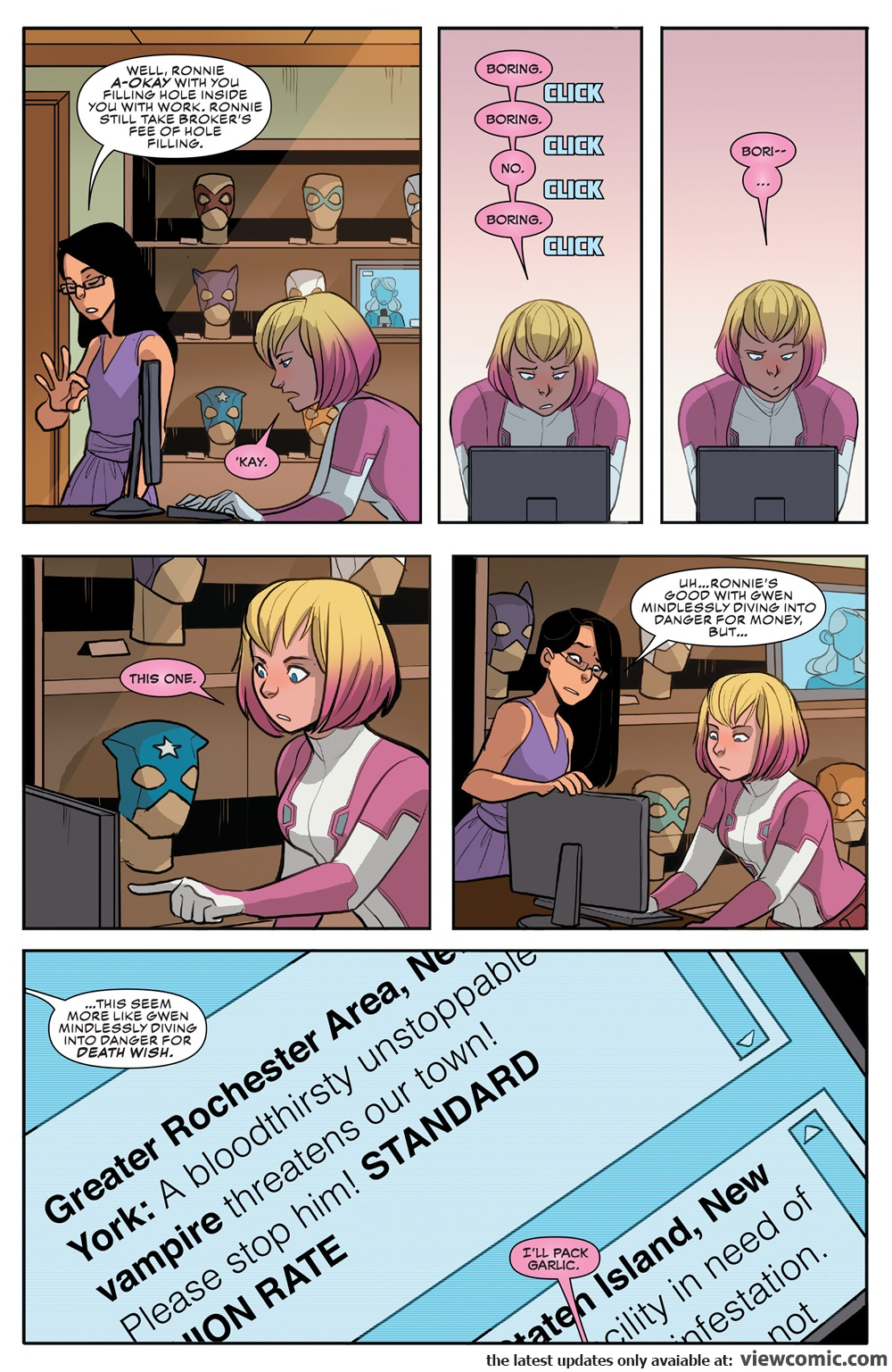 The Unbelievable Gwenpool 011 2017   Read All Comics