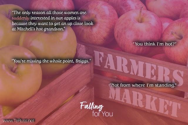 Sample Sunday-The Farmers' Market