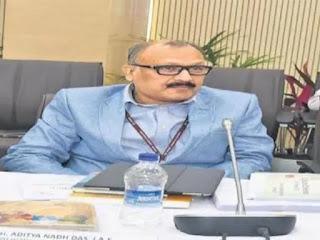 आंध्रप्रदेश के नए मुख्य सचिव बनाये गए बिहार के आदित्यनाथ दास, 31 दिसम्बर को संभालेंगे पदभार