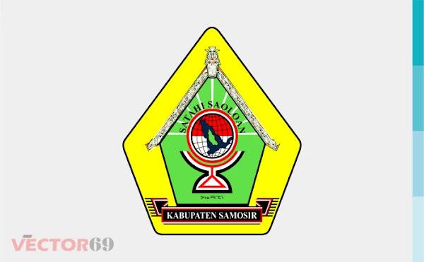 Kabupaten Samosir Logo - Download Vector File SVG (Scalable Vector Graphics)