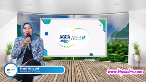 Pengalaman merintis Aqua Home Service
