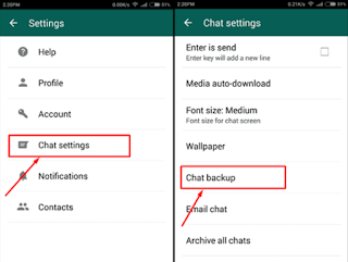 How to Backup WhatsApp Easily