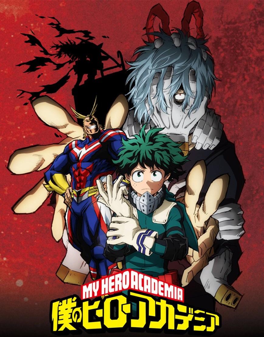 Xem Phim Học Viện Anh Hùng Của Tôi 2 - My Hero Academia 2