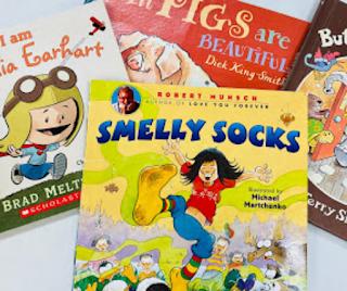 interactive read aloud books