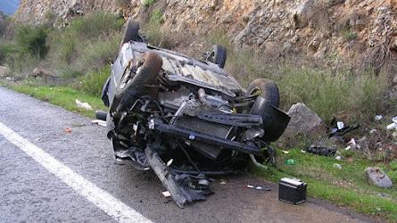 Τροχαίο ατύχημα στην Ε.Ο. Ηγουμενίτσας – Πρέβεζας