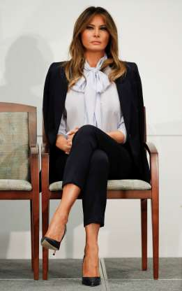 Melania Trump says sexual assault survivors need to provide 'really hard evidence' to be believed