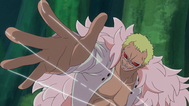 Donquixote Doflamingo (One Piece)