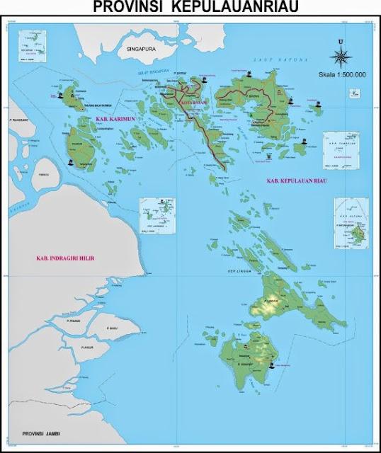 Daftar Wisata Di Kepulauan Riau