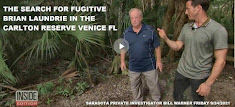 Sarasota Private Investigator Bill Warner featured on Inside Edition segment