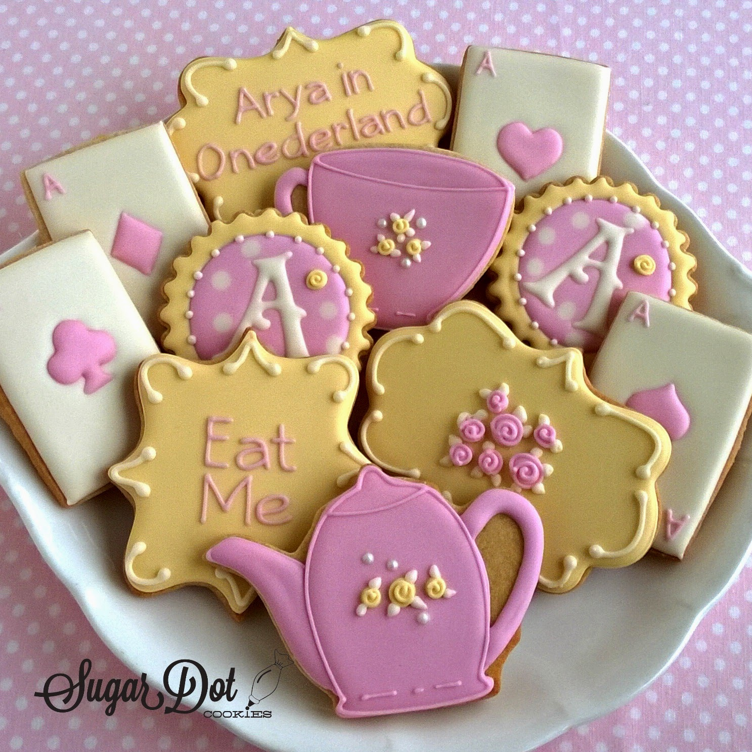 Alice And Wonderland Food Ideas