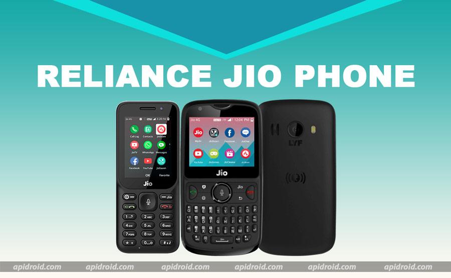 reliance jio phone and jio phone 2