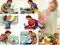 Cara Terbaru Wahai Para Suami Jangan Kau Marahi Istrimu, Karena Ibu Rumah Tangga itu Lebih Repot!