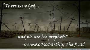 Meme sobre Cormac McCarthy
