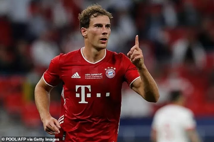 Manchester United table concrete £200k-a-week offer to sign Leon Goretzka