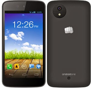 Smartphone Android One Already launched