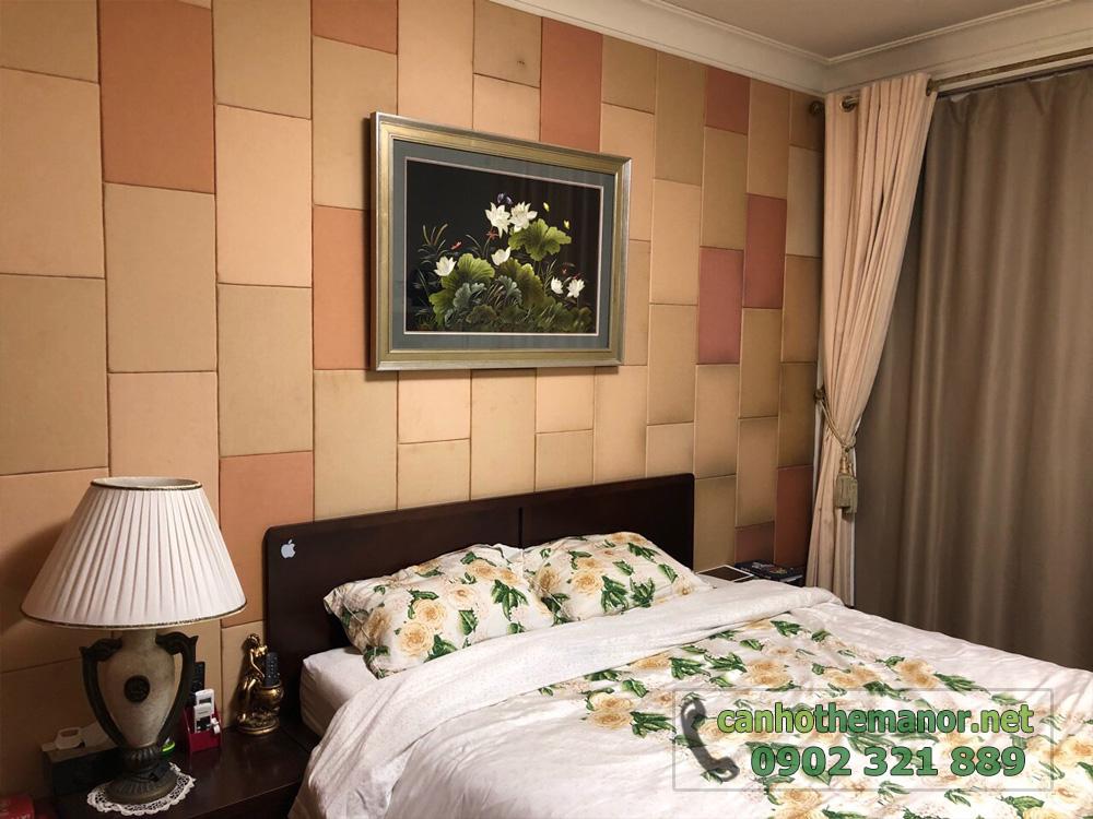 BÁN căn hộ 3PN, 157m2 nội thất siêu đẹp tại The Manor 1 HCM - hình 9